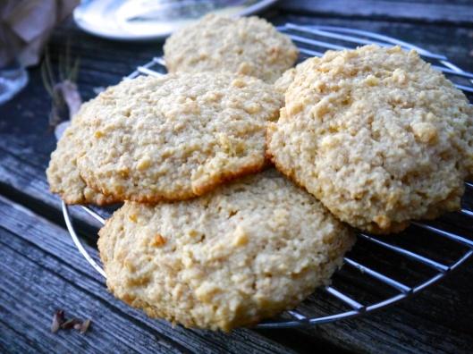 gluten-free shortcakes